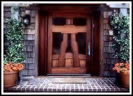Image of a Feng Shui Entrance