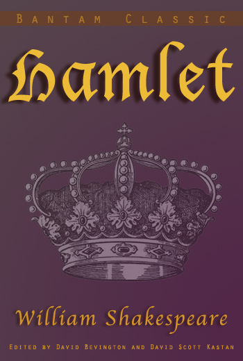 Image of Hamlet Book Cover