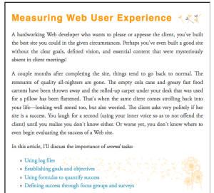 Stand Alone Web Page